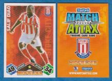 Stoke City Salif Diao Senegal